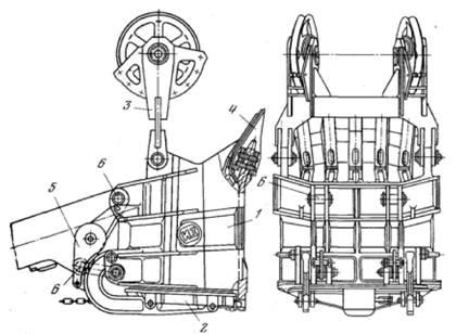 Экскаватор экг-8 схема